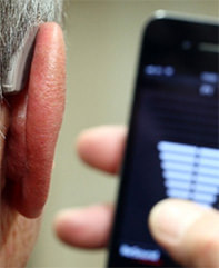 Hearing aids with Bluetooth